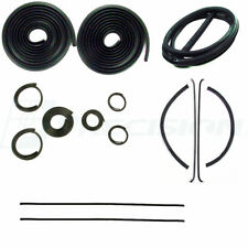New Precision Weatherstripping Seal Kit/ FOR 47-50 CHEVROLET STANDARD CAB TRUCK