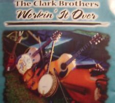 The Clark Brothers -Workin It Over cd