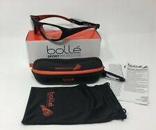 Bolle® 12401 Field Sports Photochromic Safety Glasses, Modulator Pc Grey Af Lens