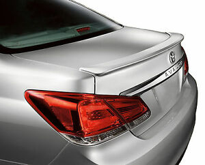 PAINTED TO MATCH TOYOTA AVALON FLUSH FACTORY STYLE REAR WING SPOILER 2011-2012