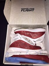 Nike Air Jordan 2011 Red Miami Size 9 Wade