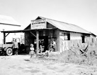 "1936 Blacksmith Shop West Memphis, AR Vintage Photograph 8.5"" x 11"" Reprint"
