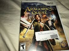 Nintendo Wii - Lord of the Rings: Aragorn's Quest