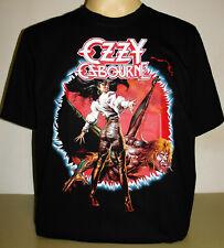 Ozzy Osbourne The Ultimate Sin T-Shirt Size S M L XL 2XL 3XL New! XXL XXXL Rock