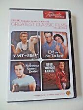 Greatest Classic Films - Romantic Drama DVD 2009 2-Disc Set