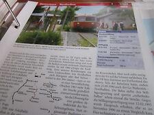 Archiv  Eisenbahnstrecken 12829