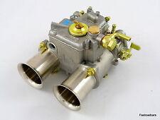 Weber 45 dcoe 152g Carburador Original Nueva 1960006200 Con 4 progresión Agujeros