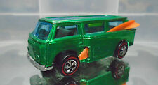 VINTAGE REDLINE HOT WHEELS BEACH BOMB Volkswagen