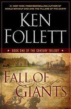 Fall of Giants (The Century Trilogy), Ken Follett, Good Condition, Book