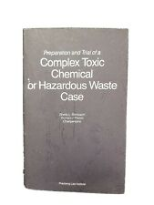 Book Complex Toxic Chemical or Hazardous Waste Case Practicing law Institute B1