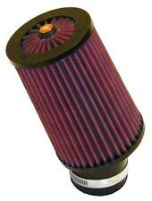 """RX-3800 K&N X-STREAM clamp-on 2-7/16"""" 20 GR FLG, 4-1/2""""B, 4""""T, 6-1/8""""H"""