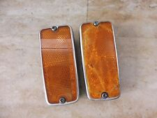 1982 Yamaha XS650 Heritage Special Y635' front reflector set w/ trim parts