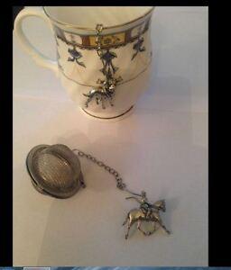 Showpony Horse 2inch Tea Ball Mesh Infuser Stainless Steel Sphere Strainer E02