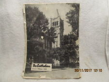 1958 Yearbook Central High School Senior Edition Evansville IN With Photos & Ads