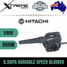 hitachi blower. hitachi 240v 550 watt 5.5kpa variable speed blower hitachi