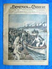 La Domenica del Corriere 16 settembre 1923 Italia - Tokio - Corfù