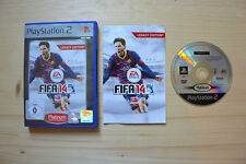 PS2 - FIFA 14 - (OVP, mit Anleitung)