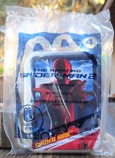 """McDonald's Happy Meal Toy The Amazing Spider-Man """"Trading Card Tin"""" #4   2014"""