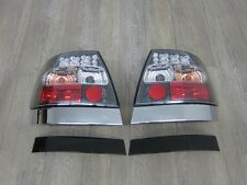 LED Rear Tail Lights Taillights L + R Black Audi A4 B5 8D Soda (95-00)
