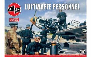 Airfix Vintage Luftwaffe Personnel Model Kit