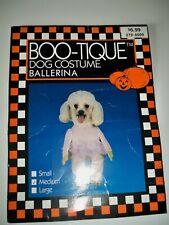 Dog Halloween Costume - Pink Ballerina - medium Size