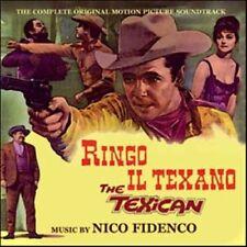 Nico Fidenco: Ringo Il Texano (New/Sealed CD)