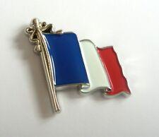 3D DRAPEAU FRANCAIS (Badge émail / Pins)