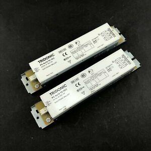 2x Tridonic PC 4x18 T8 TEC Electronic Ballast For Fluorescent 87500105