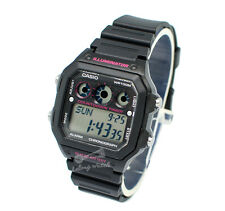 -Casio AE1300WH-1A2 Digital Watch Brand New & 100% Authentic