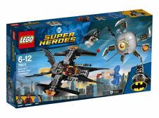 Lego Dc Comics Super Heroes Batman: Brother Eye Takedown (76111), used