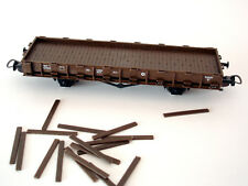PIKO WAGON A RANCHERS EPOQUE III REF. 95021 WAGON EXCLUSIF N°6 LE TRAIN - H0