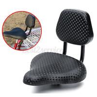 Comfort Cruiser Tricycle Bike Bicycle Saddle Pad Safety Universal W/ Back Seat