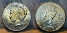 1935 P Peace Silver Dollar $1 Choice/GEM BU Nice Toning !!!