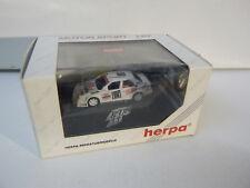 HERPA 036078 ALFA Romeo 155 V6 NEU OVP Auto Car DTM 94 Motor Sport 1:87
