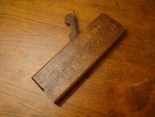 18th Century Higgs Boxed Snipe Bill Moulding Plane