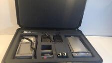 Agilent Dual Remote 350 Wirescope 350 Network Analyzer Smartprobe Cat6 Fiber