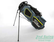Mint Titleist Players 4 Plus Charcoal/Black/Volt Stand Bag