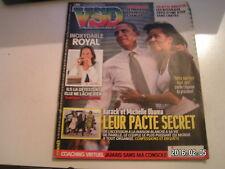 ** VSD n°1629 Barack et Michelle Obama / Juliette Binoche / Inoxydable Royal