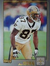 NFL 33 Joe Horn New Orleans Saints Topps 2001