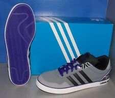 MENS ADIDAS VC 400 in colors LEAD / BLACK / BLA PURPLE SIZE 10