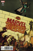 MARVEL ZOMBIES #2 (VARIANT COVER) MARVEL COMICS NM