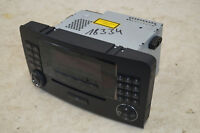 Mercedes W164 ML Alpine Autoradio Auto Radio Audio CD MF2510 A1648209289