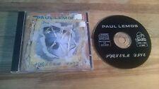 CD Indie Paul Lemos - Phlegm Dave (10 Song) DOSSIER REC / EfA