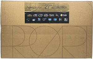 """ASUS ProArt Display PA278QV 27"""" WQHD (2560 x 1440) Monitor, 100% sRGB/Rec. 709"""