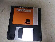 3Com RapidComm Data/Fax Software Installation Disk 2 *FREE SHIPPING*