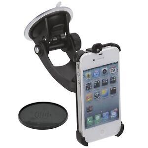Für Apple iPhone 4 4S Auto Scheiben Halterung iGRIP Traveler Kit T6-90503