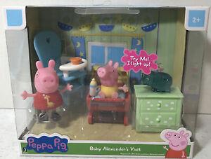Peppa Pig Baby Alexander's Visit