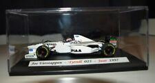 Jos verstappen Tyrrell Ford 025 1997 1:43 Minichamps