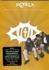 DC Talk-Free At Last (Music & Movie) CD+DVD 2002 NEW