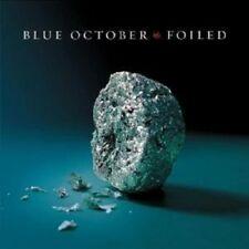 "BLUE OCTOBER ""FOILED"" CD NEW!"